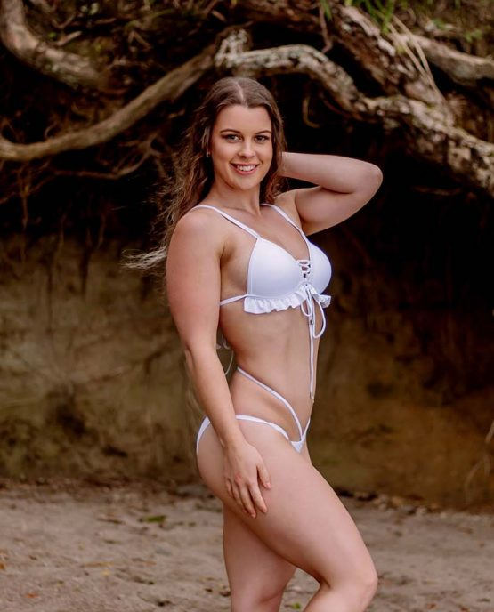 Bikini NZ Auckland Vanilla Model photography